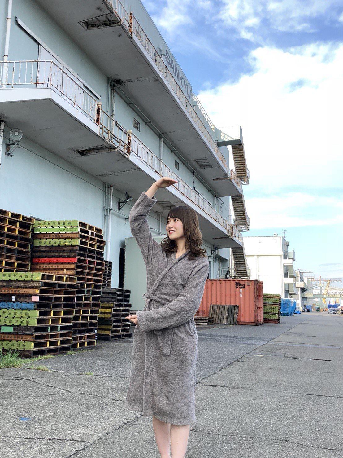 シンクロ坂 衛藤美彩