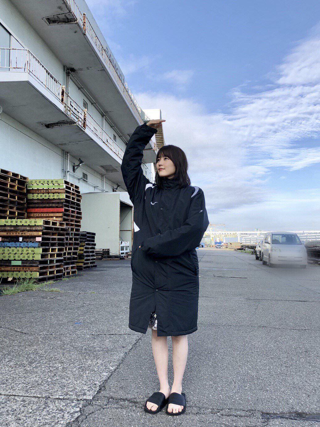 シンクロ坂 生田絵梨花