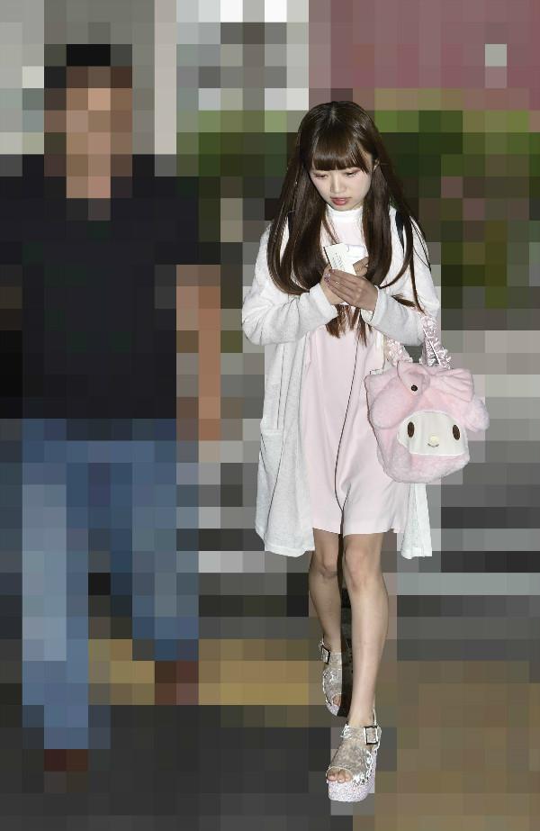"""""""ポスト指原""""NGT中井りか ファン男性との半同棲スクープ撮"""