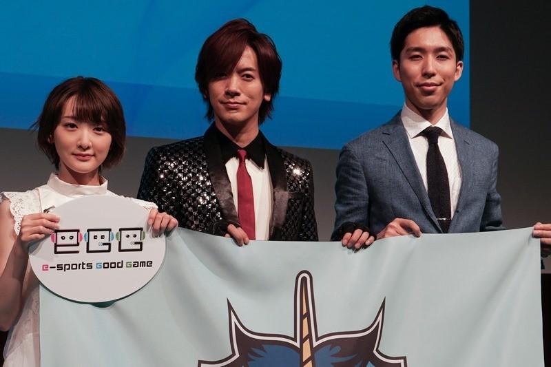 生駒里奈 eスポーツ専門番組「eGG(エッグ)」MC