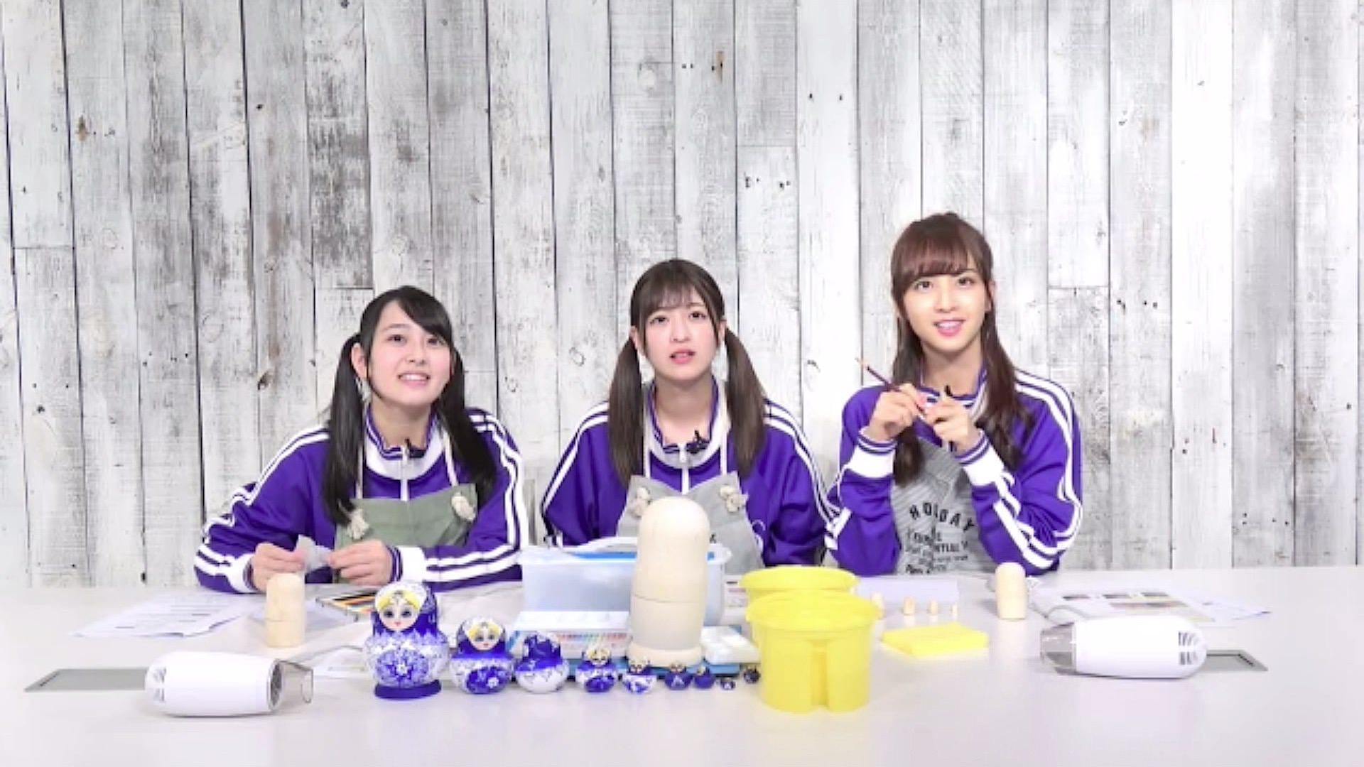 乃木坂46 猫舌SHOWROOM 吉田綾乃クリスティー