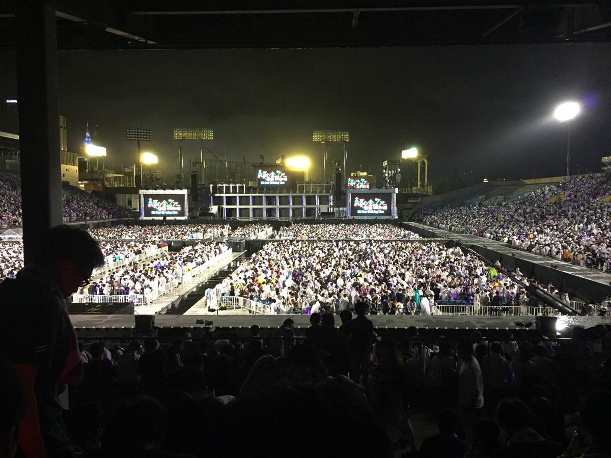 乃木坂46「6th YEAR BIRTHDAY LIVE」DAY1