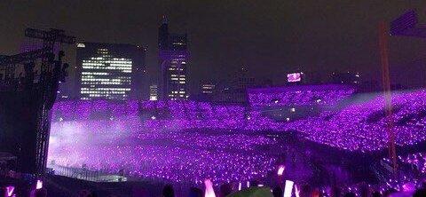 乃木坂46「6th YEAR BIRTHDAY LIVE」DAY3 会場が乃木坂の緑一色