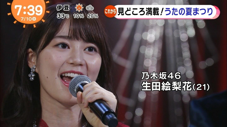 2018FNSうたの夏まつり 生田絵梨花 山崎育三郎 ミュージカル・メドレー2