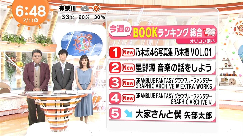 めざましテレビ 乃木撮 VOL.01