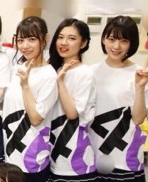 乃木坂46「6th YEAR BIRTHDAY LIVE」ワタボコリトリオ