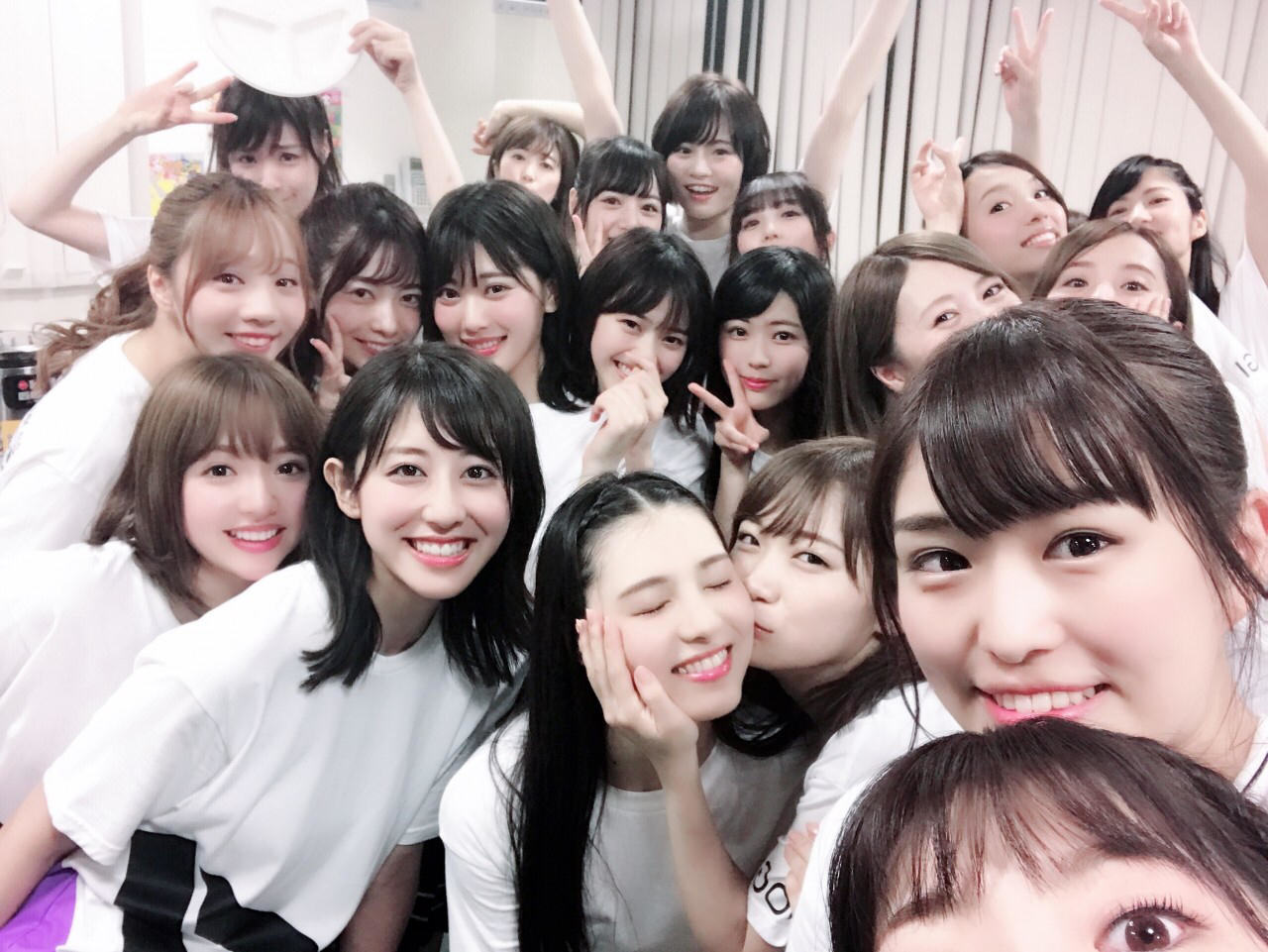 乃木坂46「6th YEAR BIRTHDAY LIVE」集合写真2