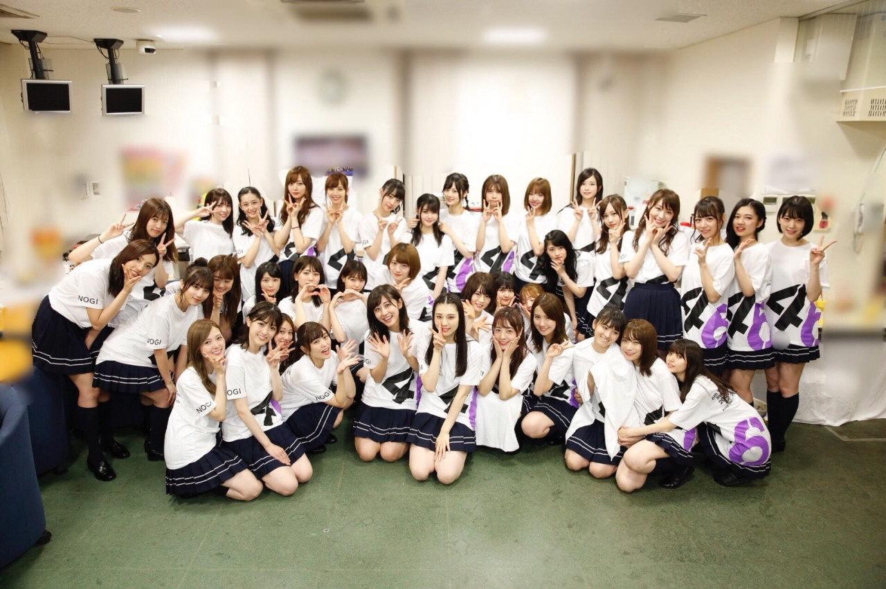 乃木坂46「6th YEAR BIRTHDAY LIVE」集合写真