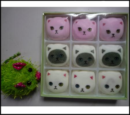 ネコお菓子1
