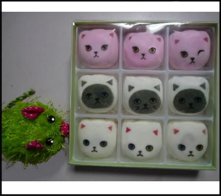 ネコお菓子2