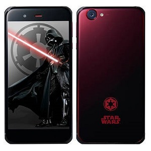 298_STAR WARS mobile SW001SH_logo