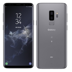 123_Galaxy S9 Plus SCV39_logo