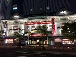 四月大歌舞伎 夜の部 絵本合法衢-6