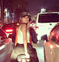 タレント バイクタクシー (2)
