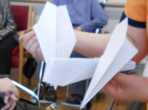 紙ヒコーキ Fly High2