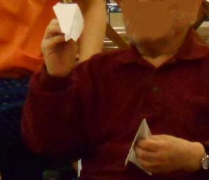 紙ヒコーキ Fly High3