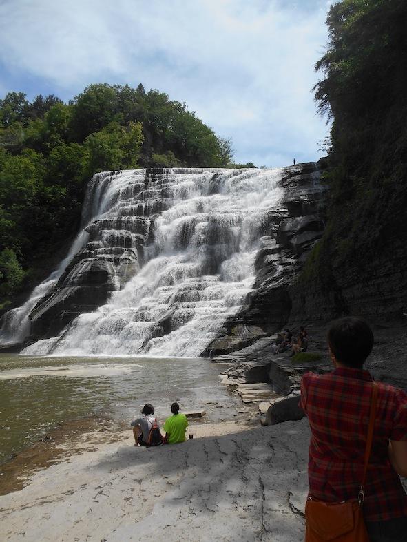 Ithaca Falls (summer)のコピー