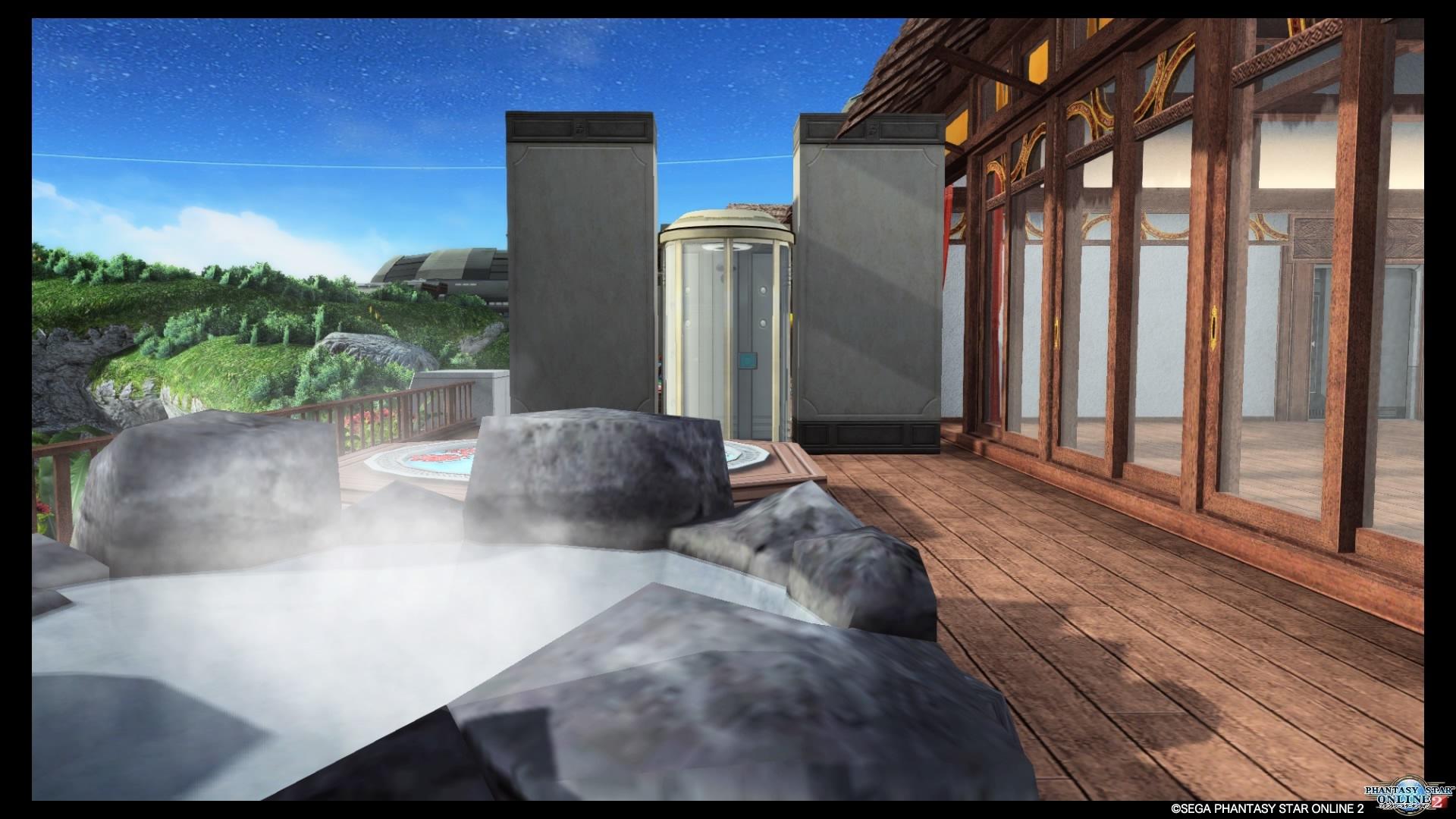 1鯖別荘風マイルーム温泉