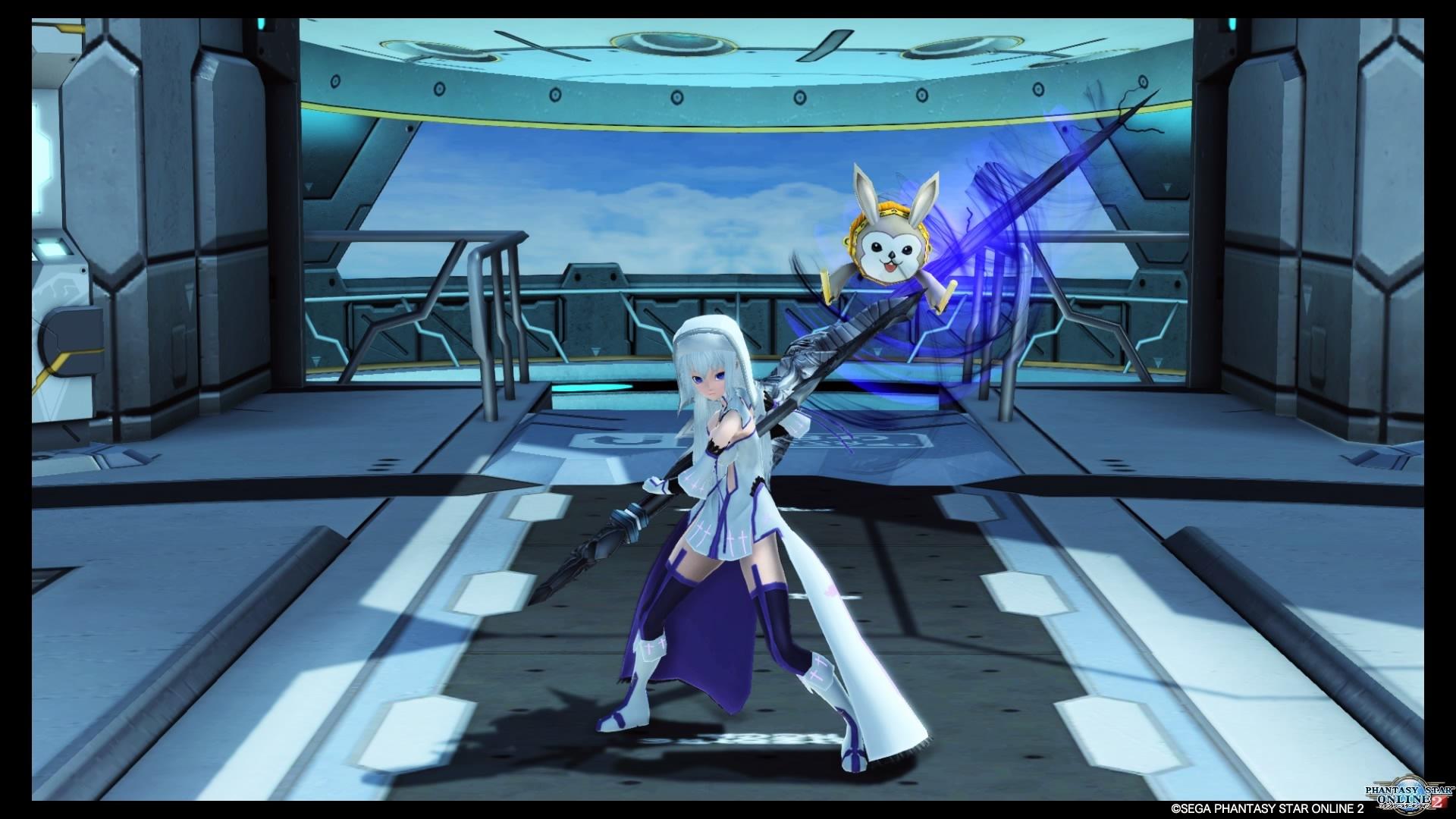 エリータとイヴリダ武器