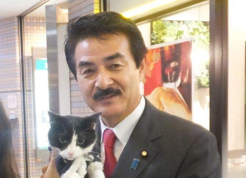 参議院議員 佐藤正久先生 500