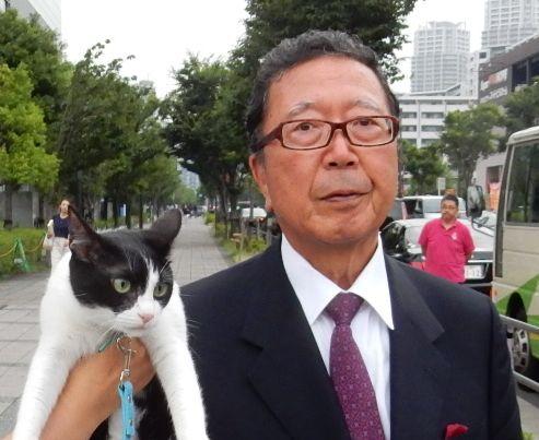 元衆議院議員 木村勉先生