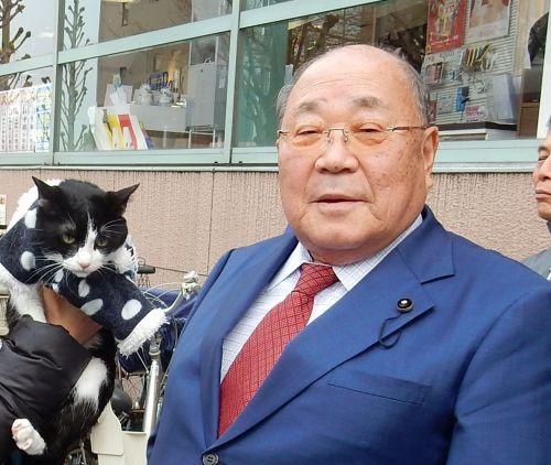 千葉県議会議員 本清英雄先生 500 2017