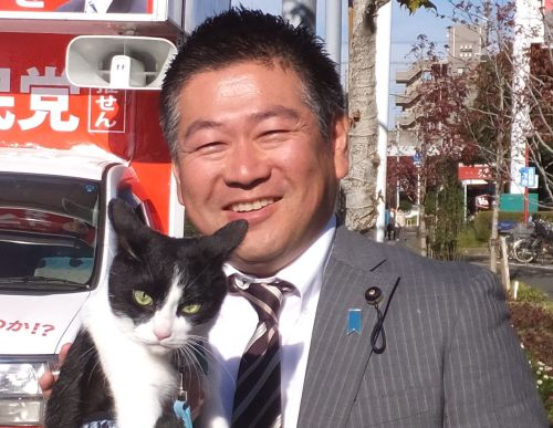 千葉県議会議員 中沢裕隆先生 500