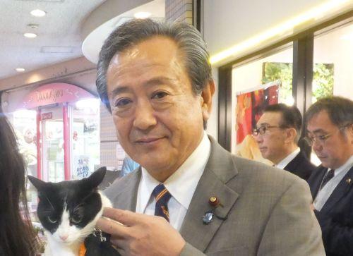 横浜市会議員 加藤広人先生 磯子 500