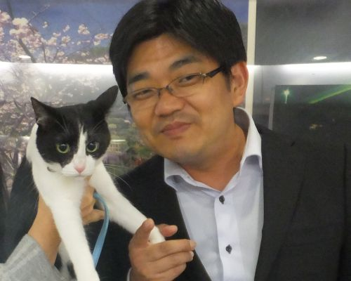 横浜市会議員 古屋靖彦先生 鶴見 500