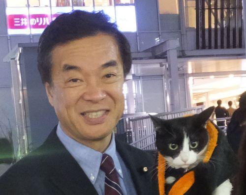 参議院議員 松沢成文先生 元神奈川県知事 500