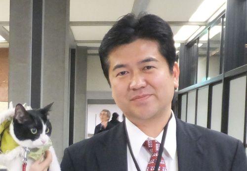 元環境大臣政務官 元衆議院議員 中島正純先生 500