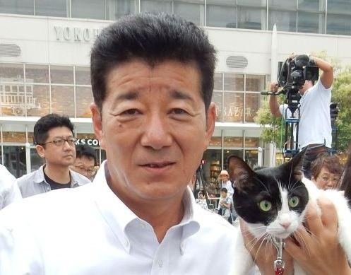 大阪府 松井一郎知事 500