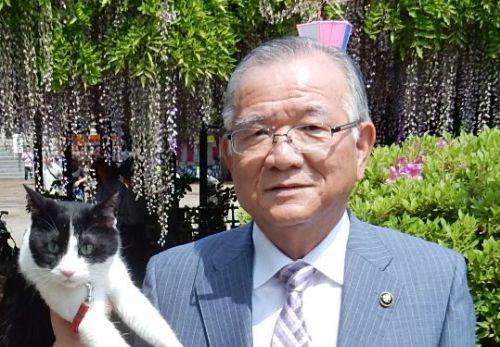 加須市 大橋良一市長 500