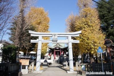 八幡山八幡神社(世田谷区八幡山)1