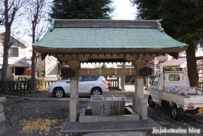 八幡山八幡神社(世田谷区八幡山)5