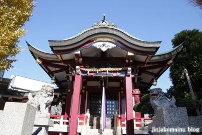 八幡山八幡神社(世田谷区八幡山)9