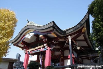 八幡山八幡神社(世田谷区八幡山)13