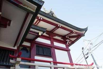 八幡山八幡神社(世田谷区八幡山)14