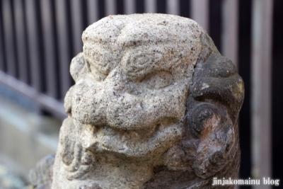 八幡山八幡神社(世田谷区八幡山)25