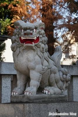 八幡山八幡神社(世田谷区八幡山)6