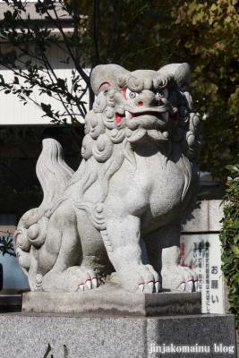 八幡山八幡神社(世田谷区八幡山)7
