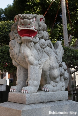 八幡山八幡神社(世田谷区八幡山)10
