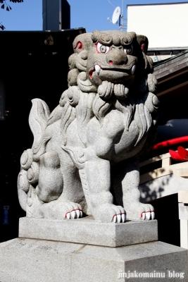 八幡山八幡神社(世田谷区八幡山)11