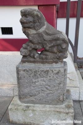 八幡山八幡神社(世田谷区八幡山)15