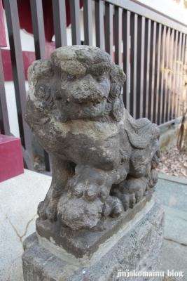 八幡山八幡神社(世田谷区八幡山)16