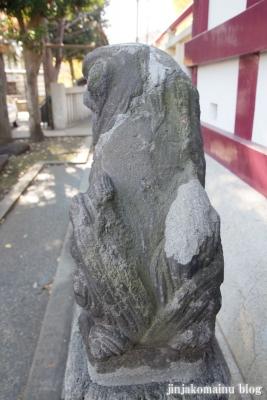 八幡山八幡神社(世田谷区八幡山)18