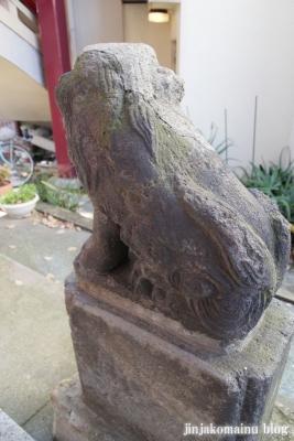 八幡山八幡神社(世田谷区八幡山)23