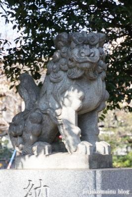 勝利八幡神社(世田谷区桜上水)5