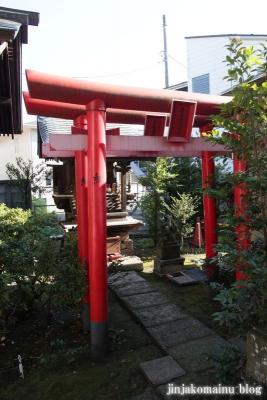勝利八幡神社(世田谷区桜上水)13