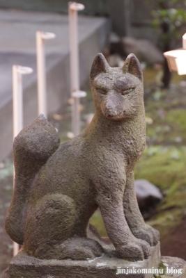 勝利八幡神社(世田谷区桜上水)15